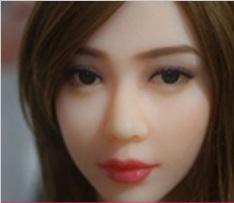 #12WM doll head