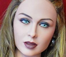 #1WM doll head