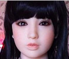 #19WM doll head