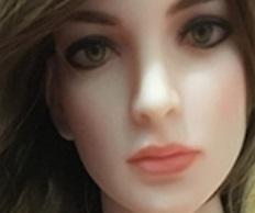 #18WM doll head