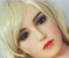 #17WM doll head