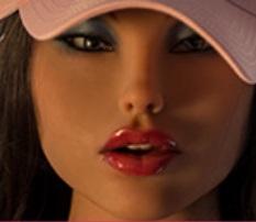 #15WM doll head