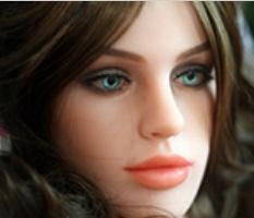 #13WM doll head