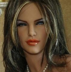 6YE doll head #1