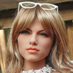6YE doll head #15